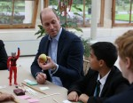The Cambridges visit Kew Gardens