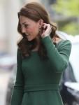 Catherine, duchessa di Cambridge apre il nuovo Centro di Eccellenza