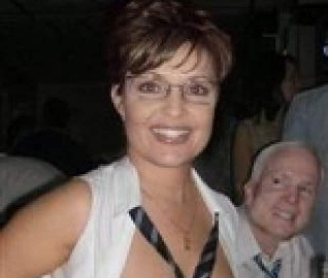 Sarah Palin Drunk Topless Photo Leaked