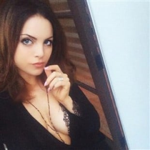 Catching Up With Elizabeth Gillies Breasts On Instagram