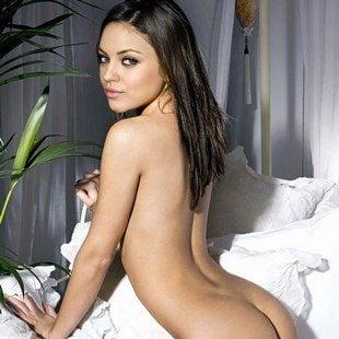 Mila Kunis Naked Ass Upskirt Audition Video