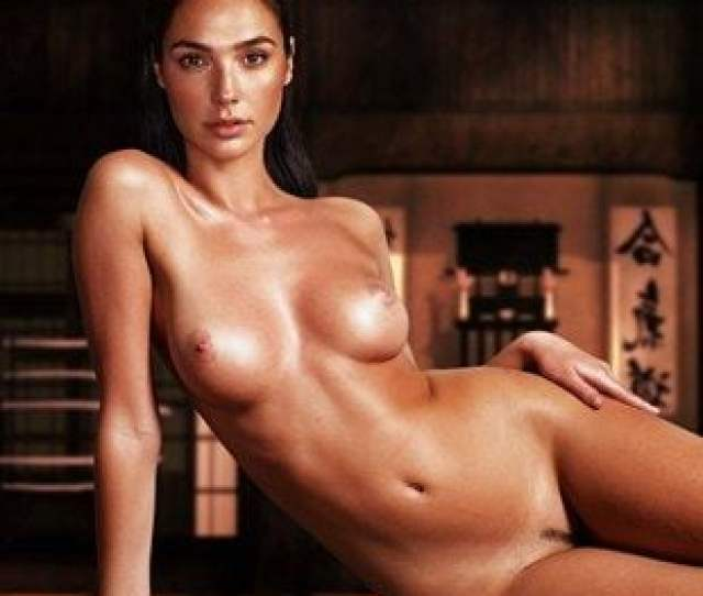 Gal Gadot Expected To Go Nude For New Wonder Woman
