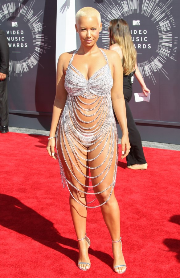 And Surgery Amber Rose After