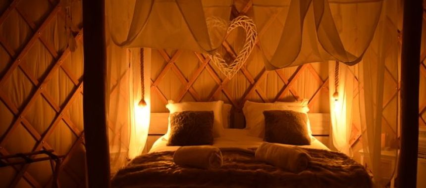 Image result for tantric yurt