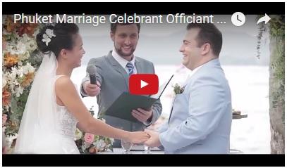 Phuket Marriage Celebrant Officiant Emcee Thailand - Highlight Sampler Film