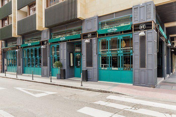 Casa Mono Restaurante Restaurante Casa Mono With Casa Mono Restaurante Gallery Of Foto De Casa