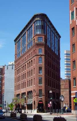 Bulfinch Hotel. 107 Merrimac Street Boston MA. Located Near Boston Garden