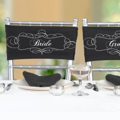 Wedding Chair Covers For Bride And Groom Casual Chairs By Lillian Rose Celebrated Occasions Check Out These