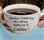 Image result for coffee and days of the week