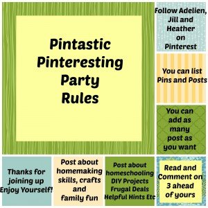 Pintastic Rules Collage