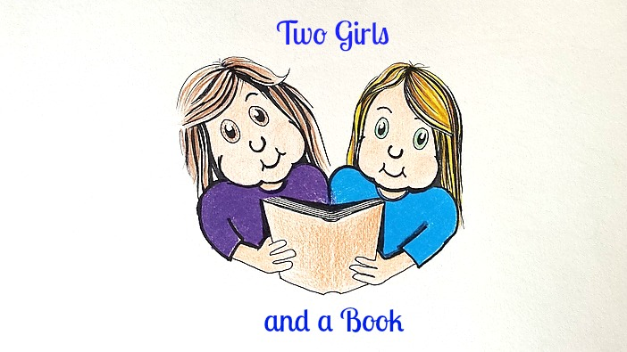 Two Girls and a Book