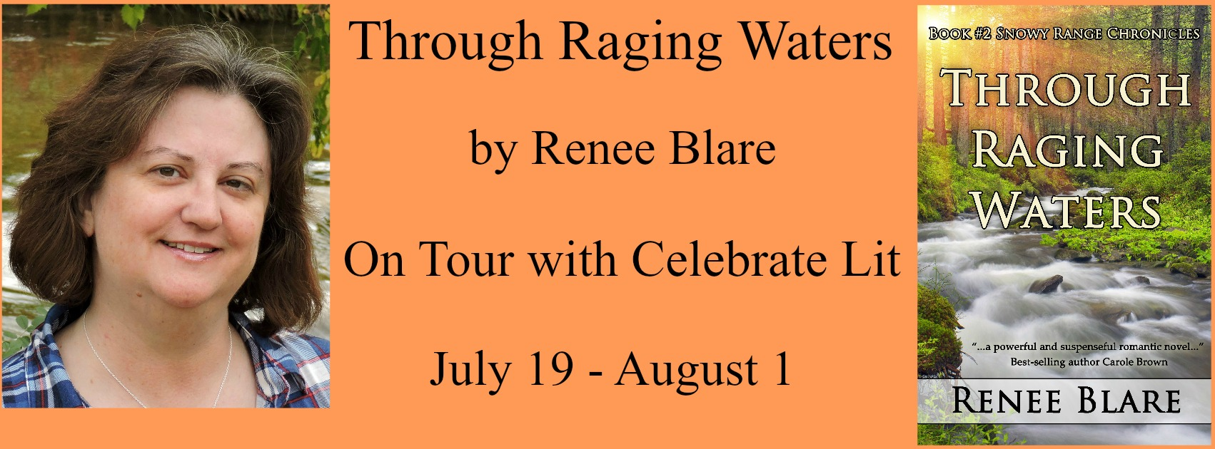 Through Raging Waters Banner