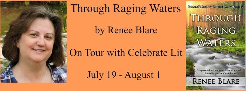Through Raging Waters Banner