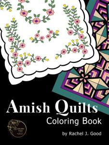 Amish Quilts Coloring BOOK