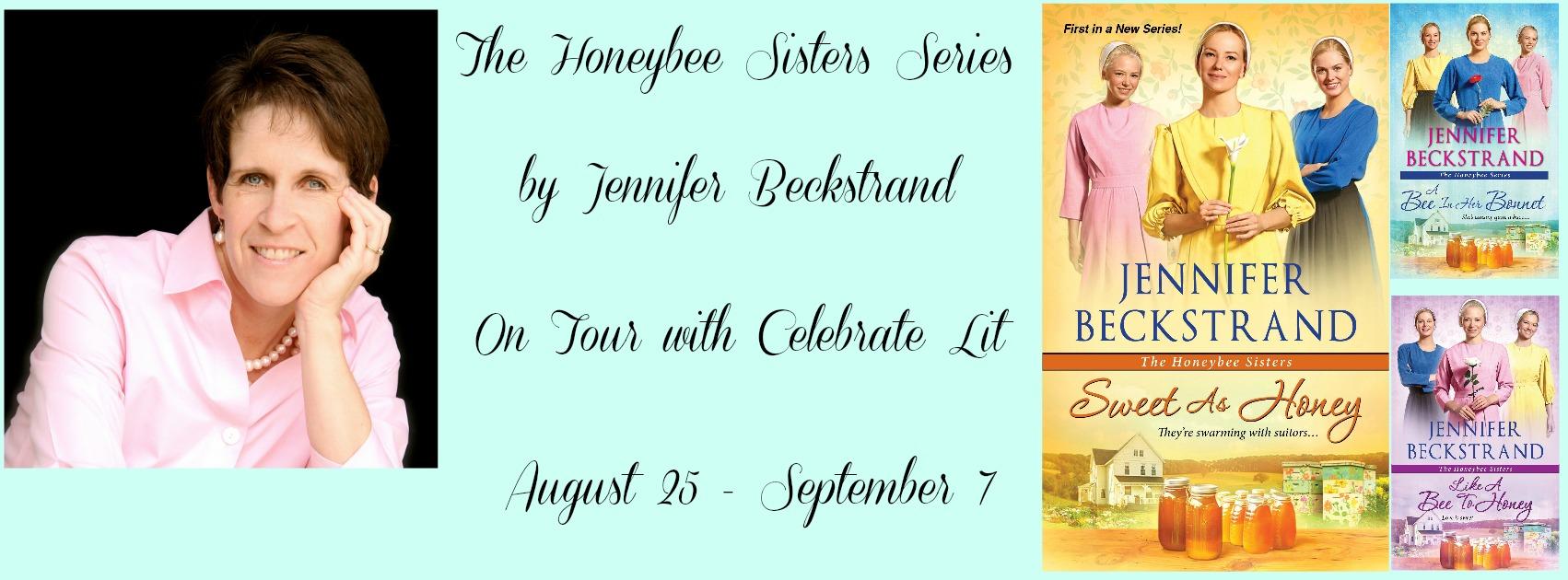 The Honeybee Sisters Series Banner