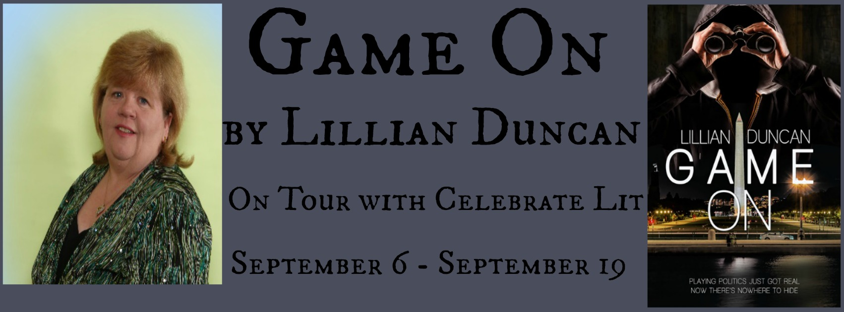 Game On Banner