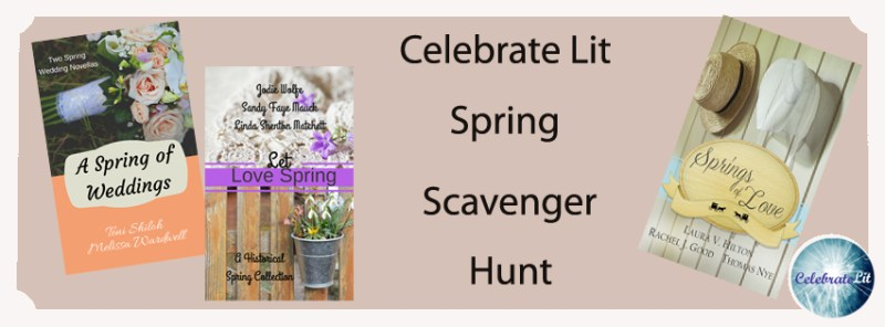 spring scavenger hunt copy