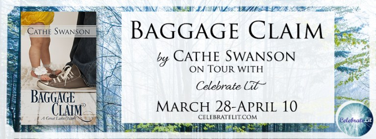 baggage claim banner