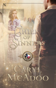 Book review for Chief of Sinners by Caryl McAdoo