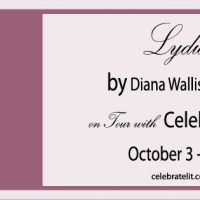 CelebrateLit Blog Tour Review: Lydia by Diana Wallis Taylor