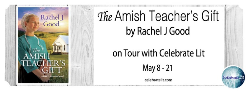Margaret Kazmierczak interviews Rachel J Good author of The Amish Teacher's Gift