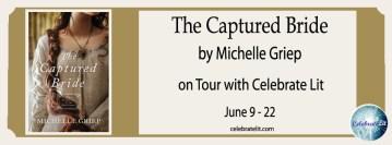 Margaret Kazmierczak reviews The Captured Bride by Michelle Griep