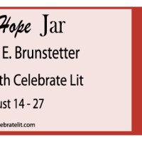 Celebrate Lit Blog Tour Review: The Hope Jar by Wanda Brunstetter