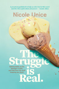The Struggle is Real cover