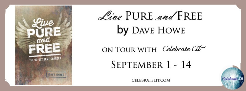 I love Authors Interview Margaret Kazmierczak talks to Dave Howe author of Live Pure and Free