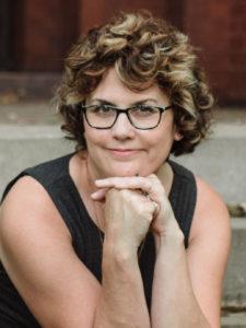 Headshot Michelle GRIEP