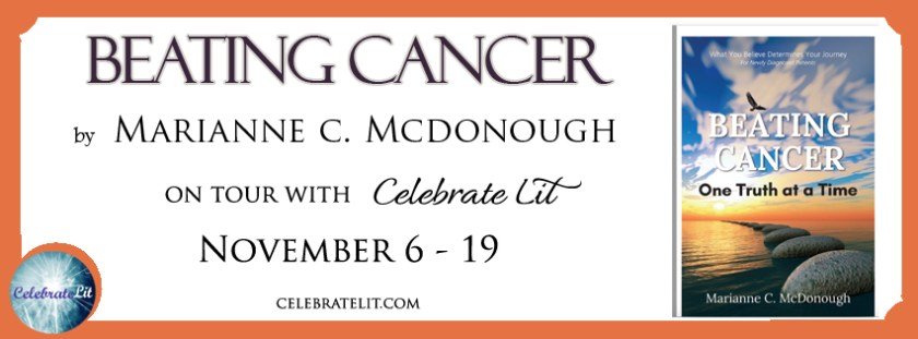 Margaret Kazmierczak talks to Marianne McDonough author of Beating Cancer