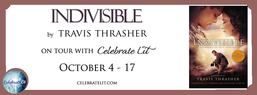 Celebrate Lit Blog Tour Review: Indivisible by Travis Thrasher