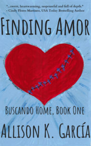 Margaret Kazmierczak reviews Finding Amor by Allison K Garcia
