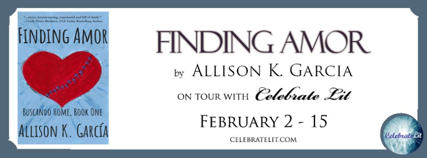 Margaret Kazmierczak reviews Finding Amor