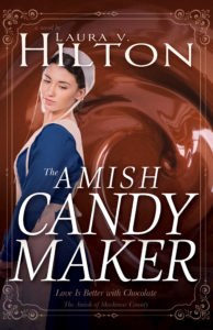 The Amish Candy Maker Cover