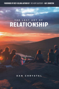 Margaret Kazmierczak talks to Dan Chrystal author of The Lost Art of Relationship