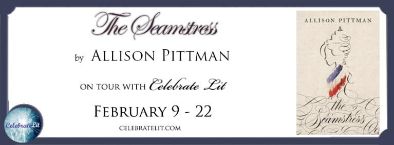The seamstress FB Banner