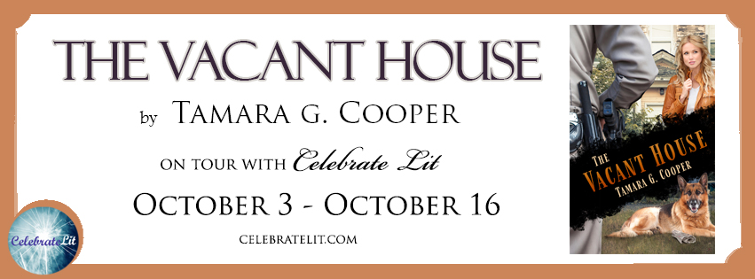 The Vacant House tour banner