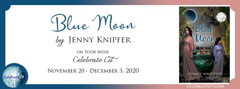 Blue Moon Banner