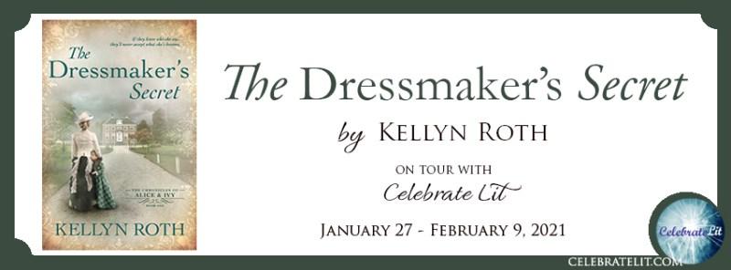 The Dressmaker's Secret banner