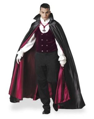 Vampire Mens Halloween Costume