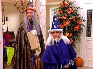 DIY Wizard Kids Costume for Halloween