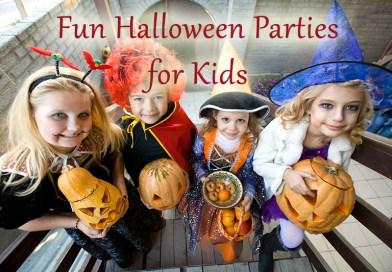 Fun Halloween Parties for Kids