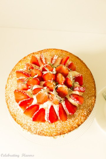 How to make a sponge Cake