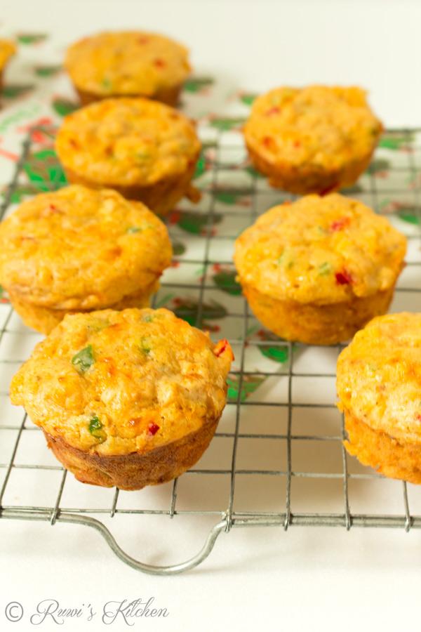 easy chicken muffin recipe