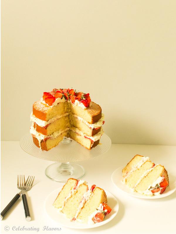 Victoria Sponge Cake Recipe Celebrating Flavors