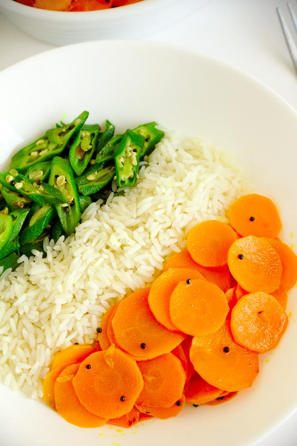 Carrot Stir-fry