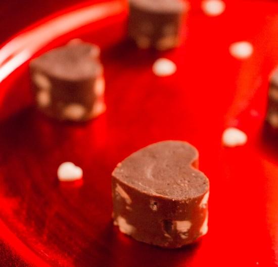 Chocolate Fudge Recipe with Condensed Milk