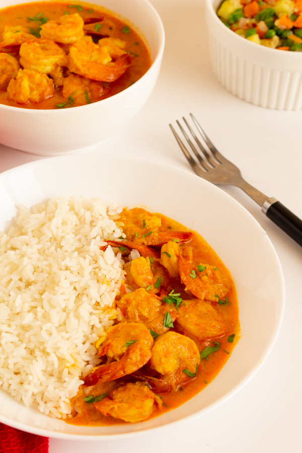 coconut shrimp curry recipe