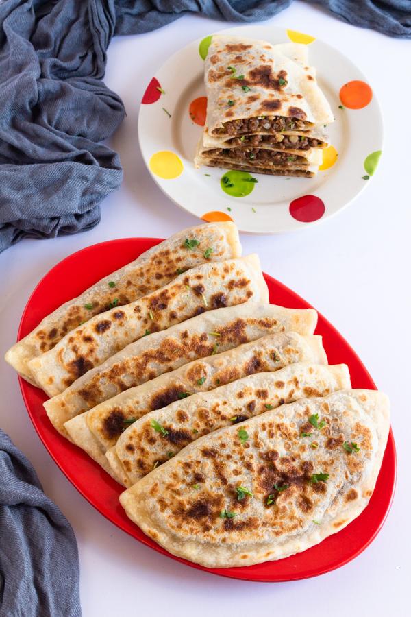 Turkish flatbread